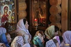68. Patron Saint's day at All Saints Skete / Престольный праздник во Всехсвятском скиту