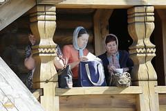 49. Patron Saint's day at All Saints Skete / Престольный праздник во Всехсвятском скиту