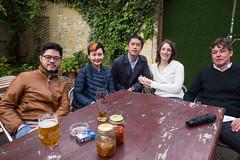 Ayam Jaya (Kent Wang) Tags: me pub maya joon kathia stagsheadhoxton ayamjaya