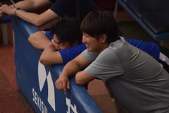 DSC_2843 (sanu_co) Tags: 横浜denaベイスターズ 白崎浩之 三嶋一輝