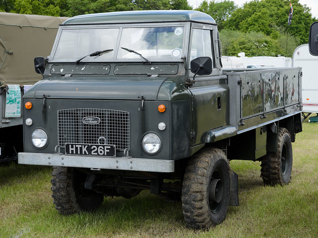 Land Rover series 2B 110 Forward Control (1968)