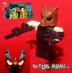 Mark (Hotline Miami 2: Wrong Number) (Evgenion) Tags: 2 art blessings fan lego fig action miami mark character wrong number figure minifig minifigs custom 50 hotline minifigure moc sidan