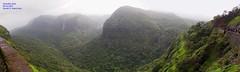 Panorama 5 (Prof.Suresh G. Isave) Tags: varandha onedaytrek tourists attractions near pune maharashtratourism monsoon spots rainy bhor