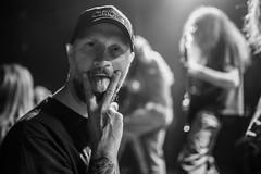 Black Breath (morten f) Tags: black breath death metal oslo norge norway bl blaa 2016 audience origin fan konsert concert live