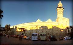 الواجهة الغربية للمسجد الأموي (ZaidKassam) Tags: syria سوريا المسجد الأموي مسجد بني أمية الواجهة الغربية zaid qassam kassam دمشق الشام