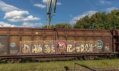 1174_2016_07_06_Baunatal_Guntershausen_DB_185_143_mit_gem_Gterzug_Graffiti (ruhrpott.sprinter) Tags: ruhrpott sprinter geutschland germany nrw ruhrgebiet gelsenkirchen lokomotive locomotives eisenbahn railroad zug train rail reisezug passenger gter cargo freight fret diesel ellok hessen inselbahnhof guntershausen bebra boxx boxxpress cantus ecms hlbahn hlg mrcedispolok ebs rbk raildox sbbc txl xrail makde2700 101 114 120 140 146 152 185 193 202 203 427 428429 482 628 928 946 1201 1251 1275 outdoor logo graffiti natur gterwagen