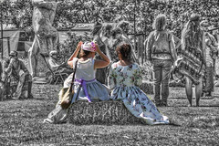 Castlefest (gill4kleuren - 12 ml views) Tags: add group this photo is 2 albums album castlefest 2016 58 items 201608 114 tagstags beta castle fest lisse keukenhof nederland muziek music people girls fantasy colors costums celtic medieval dancing mgic science fiction boys gothic event border augustus outdoor photoadd