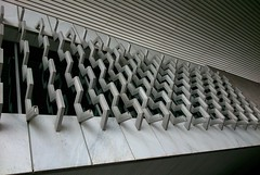 Architecture (Tim Little) Tags: architecture museodeantropologia shapes mexico city df cdmx zigzag abstract lines
