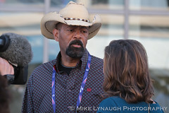 Sheriff David Clarke Jr. - 2016 Republican National Convention in Cleveland, OH #RNCinCLE (mikelynaugh) Tags: rncincle republicannationalconvention rnc republican trump convention cleveland americafirst makeamericagreatagain politics politicalrally ohio trump2016 sheriffclarke davidclarkejr davidaclarkejr