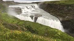 P1870426 Gullfoss waterfall  (31) (archaeologist_d) Tags: waterfall iceland gullfoss gullfosswaterfall
