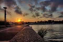 2016-07-26_04-21-31 (stefsh33) Tags: soleil port sunset lac lumire jete