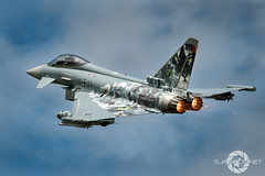 'Bavarian Tiger' (SJAviation.net) Tags: aircraft nikon bavariantiger aviation riat typhoon airshow eurofighter jet ef2000 fighterwing74 neubergafb taktischesluftwaffengeschwader74