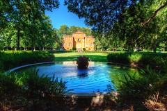 Bastide (marcovdz) Tags: bastide countryhouse park parc garden jardin fountain fontaine basin bassin shadow ombre parcdelamagalone marseille france hdr 3xp