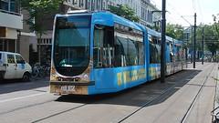 LOL Cats tram RET Rotterdam (sander_sloots) Tags: tram tele2 reclame alstom citadis ret rotterdam lolcats livery 2115 tramway streetcar vanoldenbarneveltstraat