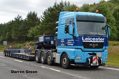 LEICESTER HEAVY HAULAGE MAN TGX 41 680 V8 X2 LHH (denzil31) Tags: leicester heavy haulage man tgx 41 680 x2 lhh nooteboomtrailers 8x4 stgocat3 mantrucks a9