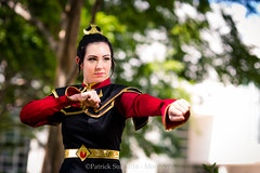 SP_44617 (Patcave) Tags: momocon momocon2016 2016 convention cosplay costumes cosplayers portrait shoot shot canon 1740mm f4 sigma 85mm f14 lens patcave 5d3 atlanta georgia world congress center outdoors hot humid avatar avatarthelastairbender airbender last azula firebender firenation