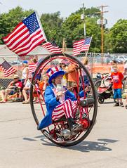 Murica! (Eridony (Instagram: eridony_prime)) Tags: columbus franklincounty ohio victorianvillage parade doodahparade