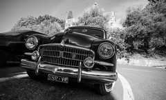 IMG_6828 (Ale Fiorio) Tags: car blackwhite canon5d 5dold 5d seriel bw luxury oldschool classiccar cars motors