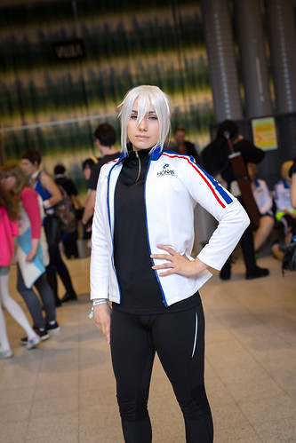 Prince of Stride cosplay