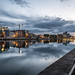 North Wall Quay - Dublin, Ireland - Cityscape photography