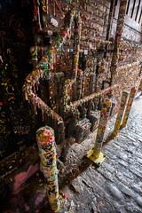 Yummy gum wall ! (mzagerp) Tags: road trip usa canada rockies rocheuses etats unis mzagerp seattle gum wall pike place market washington