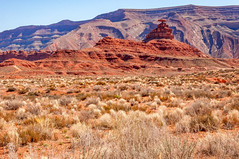 Mexican Hat (danielacon15) Tags: americansouthwest monumentvalley navajotribalpark unitedstates desert landscape nature red 2016 coloradoplateau naturalmonuments travel utah erosion outdoors structures mexican hat