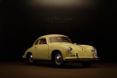 1956 Porsche 356 A coupe (aJ Leong) Tags: 1956 porsche 356 a coupe 118 sunstar classic car vintage vehicle 50s automobiles