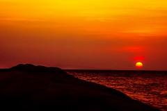 Quality Time [Blog] (yarin.asanth) Tags: weather island evening romantic romance heaven sky dream love gerdkozik yarinasanth hill redsky sundown thailand kohphangan sea quality waiting time