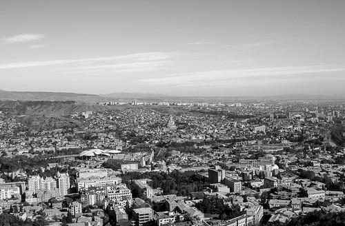 Tbilisi – 1,4 Millionen plus 2