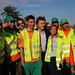 Mauricio Macri inaugura nueva traza de acceso rápido a la avenida Costanera