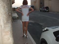 052 (dianalondontv) Tags: cum stockings sex high legs gorgeous tights tgirl tranny transvestite heels trans stilettos nylons