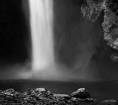 Man and nature...... (McCoy352) Tags: washington snoqualmiefalls powerful juggernaut