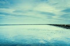 Cellardyke bathing pool East Neuk of Fife (Mikes Right Eye) Tags: uk holiday seascape cold swimming landscape 1 scotland nikon freezing leisure v1 seawater