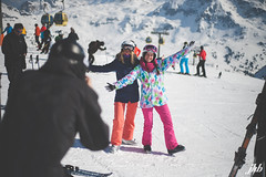 Oberdrei (jakub_p) Tags: snow ski mountains sport canon snowboarding 50mm austria outdoor 5d obertauern ff snb lyze hory rakusko