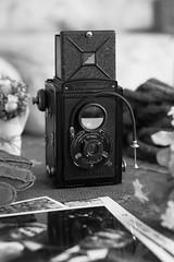 Voigtlnder Brillant from 1933 (j.kopka) Tags: camera photography german brand voigtlnder kamera nostalgica brillant