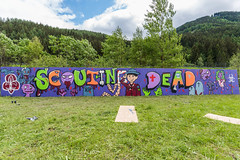 20150524_thescoutingdead_162050_ros.jpg (The Scouting Dead) Tags: art graffiti austria ranger kunst rover scouts steiermark farben workshops raro freiheit pfadfinder mautern pfadfinderinnen bundespfingsttreffen thescoutingdead