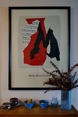 Mostly Mozart (Eddie C3) Tags: art screenprint posters lincolncenter lithograph mostlymozart robertmotherwell