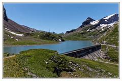 Barrage du Sanetsch 2252m (perlmic) Tags: barrage sanetsch valais suisse