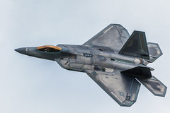 F22 Raptor (Geoff Moore UK) Tags: us fighter aviation military airshow stealth airforce gen 5th royalinternationalairtattoo flypast riat2016
