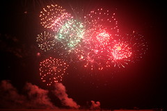 wildwood nj fireworks (Kgarth photography) Tags: canon canonrebelxt fireworks nightphotography night nighttime sky canonef3580mm colors color