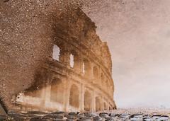 Colosseo di Roma (jc.mendo) Tags: roma reflection canon coliseo 7d reflejo tamron 18270 jcmendo