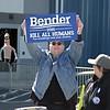 Bender2016Kill (Grudnick) Tags: bender bender2016 killmeatbags satire humor joke robot fakefoto notreal scifi election poster futurama