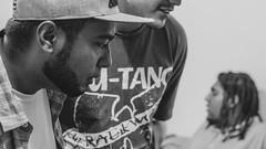 Profeta & Killer (Jonathan Fernandes.) Tags: rap nossa conferncia diadema organizao qi submundo90 profeta projeto pandora