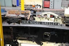 A4 60007 Sir Nigel Gresley 17-06-2016 NRM.10 (routemaster2217) Tags: 7 loco streamlined steamengine sng lner 462pacific 4498 sirnigelgresley 60007 londonnortheasternrailway a4class tenderengine sirnigelgresleylocomotivetrust