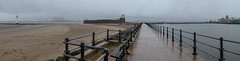 New Brighton In The Wet (ClydeHouse) Tags: mersey wirral newbrighton byandrew pamorama