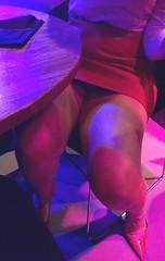 MyLeggyLady (MyLeggyLady) Tags: nopanties hotwife milf stiletto cfm thighs pumps sexy upskirt leather miniskirt legs stilettos heels
