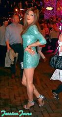 On Canal Street (jessicajane9) Tags: tv cd crossdressing trans tgirl lgbt m2f feminized tg transgender femboy transvestite boy2girl sparkle