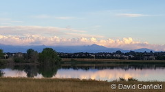 August 8, 2016 - A beautiful morning scene in Broomfield. (David Canfield)