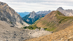 A Walk Through The Valley (murph le) Tags: kananaskis hiking valley wilderness mountain alberta canada nature