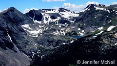 July 14, 2016 - A fantastic high altitude scene from RMNP. (Jennifer McNeil)